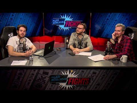 Alles Mögliche Fights #03 mit Etienne, Florentin & Donnie
