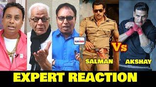 Dabangg 3 vs Good News | EXPERT REACTION | Salman Khan vs Akshay Kumar | Biggest Box Office Battle