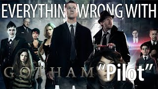 "Everything Wrong With Gotham ""Pilot"""