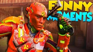 Black Ops 3 Funny Moments - Tin-Man, Funny Noises, Stoners!
