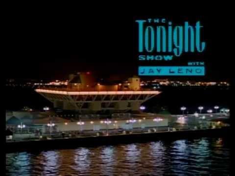 Tony MacAlpine on The Tonight Show 1993