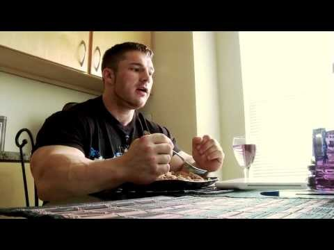 Flex Lewis Believe To Achieve, Episode 3 - Eating To Win