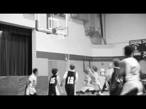 Kenny Burns | St. Francis Knights vs. Davis Academy