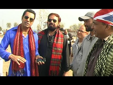 Making Of Jatts In Golmaal || New Punjabi Movie || Exclusive Coverage video