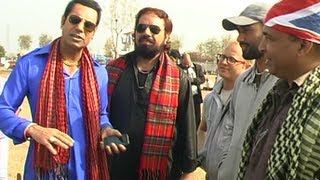 Jatts In Golmaal - MAKING OF JATTS IN GOLMAAL || NEW PUNJABI MOVIE || EXCLUSIVE COVERAGE