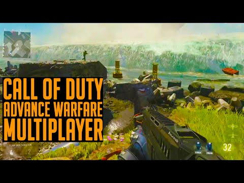 Call of Duty Advanced Warfare Multiplayer Gameplay - Advance Warfare Multiplayer Gameplay