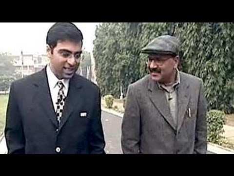 Walk The Talk: Viswanathan Anand (Aired: 2004)