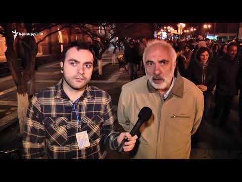 Խնդիրը Սերժ Սարգսյան անձից ազատվելը չէ, այլ ռեժիմը վերացնել․....