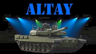 "ALTAY | ""New Deadly Turkish Tank"""
