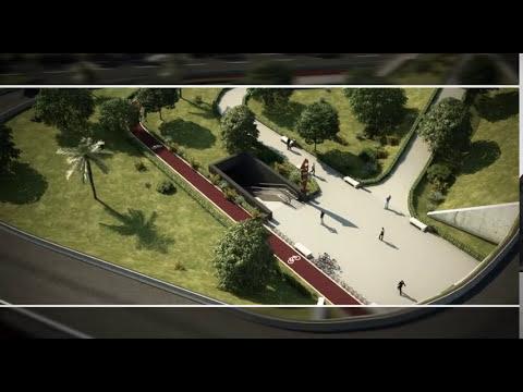 Proyecto de la línea 2 del Metro de Lima