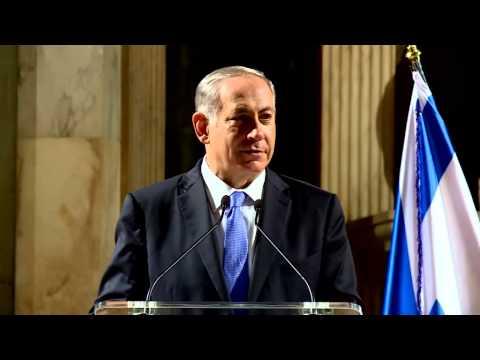 PM Netanyahu Meets with Italian PM Matteo Renzi