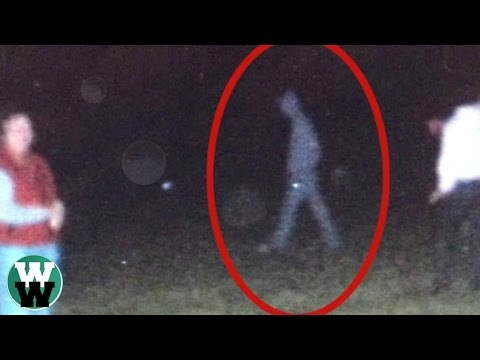 20 Creepy Ghost Photos That Should Not Exist