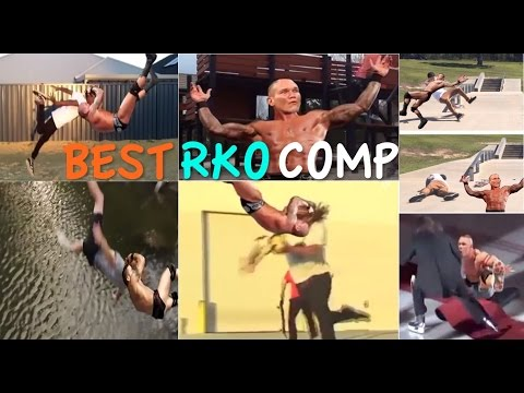 Randy Orton Rko Compilation - Outta Nowhere Wwe [best Top Vines] All New (steveozzi) video