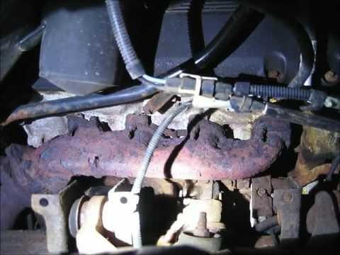 Ford F150 Exhaust Manifold Removal Part 1