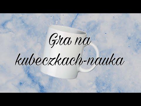 Gra Na Kubkach-nauka