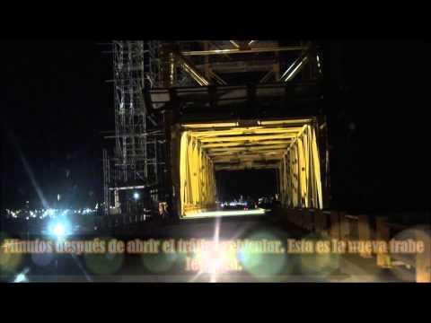 Reabren puente Coatzacoalcos I, con nueva trabe levadiza