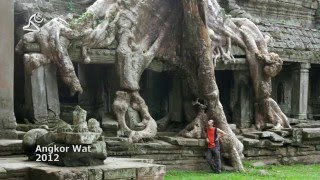 Angkor Wat Stock Footage / WATCH 1080p