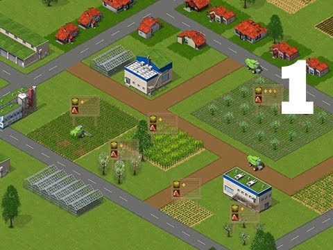 Farming World Gameplay - Part 1 - The Beginning