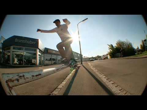 NIXTAPE   a bavarian skateboard movie