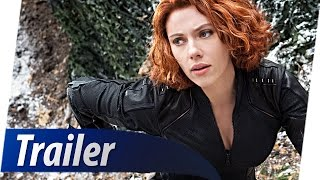 AVENGERS 2: AGE OF ULTRON Extended Trailer Deutsch German (HD)