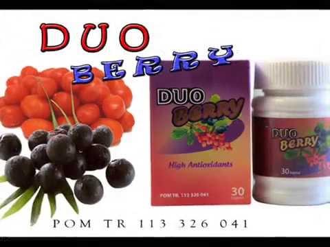 Jual Duo Berry Pelangsing Dan Pemutih Termurah   ♚ 0852-1362-6674 ♚ video