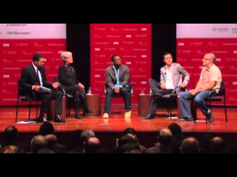 CNN DIALOGUES:  Living in the Age of Social Media