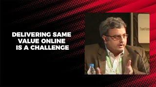 Delivering same value online is a