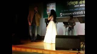 দক্ষিন কোরিয়া মাতিয়ে দিলেন পড়শী ও প্রতিক হাসান
