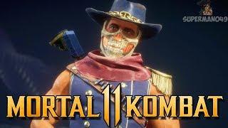 "The HARDEST Brutality To Get In MK11... - Mortal Kombat 11: ""Erron Black"" Gameplay"