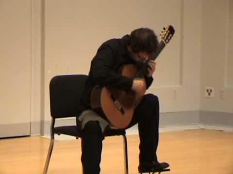 Slobodan Milivojevic - Manuel de Falla - Cancion del Fuego Fatuo from El amor brujo