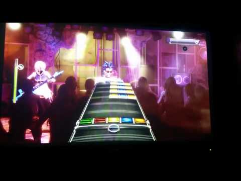Rock Band 3: Napalm Death - You Suffer (Expert Guitar)