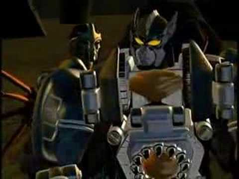 Beast Wars- Ba&Sb You Sexy Thing