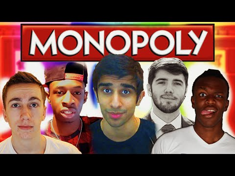 MONOPOLY PLUS #1 with Vikkstar (Game 7)