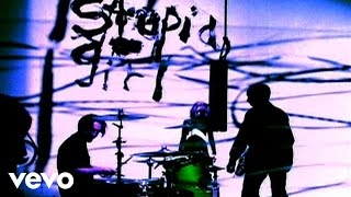 Watch Garbage Stupid Girl video