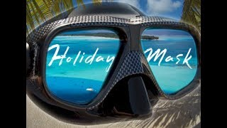 Holiday Mask - Discover French Polynesia - #pkos18