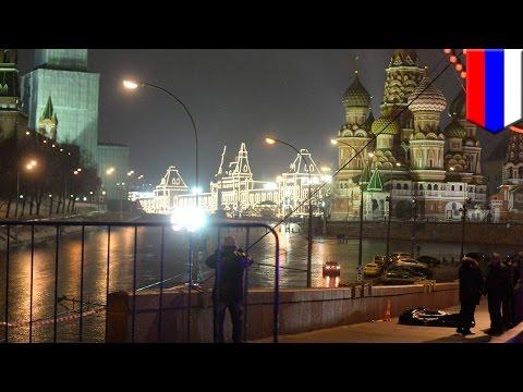 Putin's main opposition rival Boris Nemtsov assassinated near Kremlin days ahead of major rally