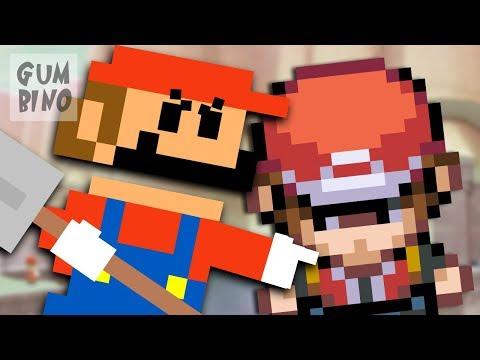 Video Game Competition: Mario's Revenge (S01E4)