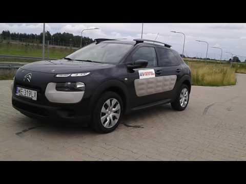 CITROEN C4 CACTUS 1,2 - 110 KM Na AUTO-TURYSTYKA.PL