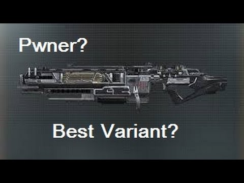 Advanced Warfare: Best EM1 Variant - Pwner (Elite) (Laser Heavy Weapon)