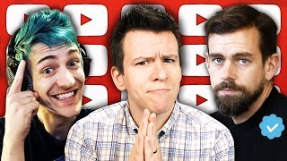 "Why Fortnite Is ""Bad For You"" Controversy, Twitter News Scandal Incoming, 3 Californias & More..."