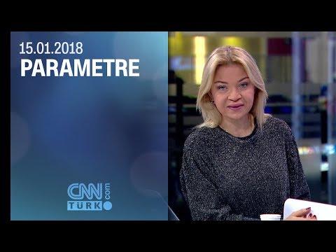 Parametre 15.01.2018 Pazartesi