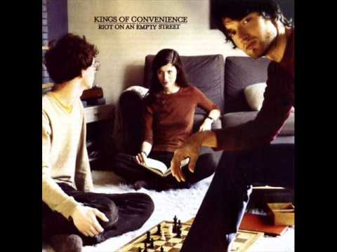 Kings Of Convenience - Stay Out Of Trouble