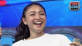 Nadine Lustre Appears On 'Showtime' Without Makeup