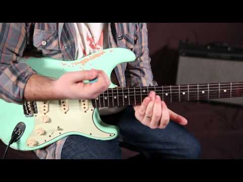 Jimi Hendrix - All Along The Watchtower - Intro Guitar Lesson, Tutorial