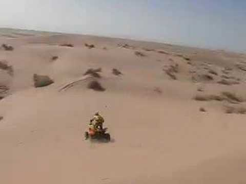 ATV Television Test - 2006 Yamaha Raptor 700 Video