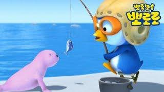 뽀로로 이야기 | 안녕, 물개야! | 새친구 아기 물개를 만난 뽀로로 이야기 | 뽀로로 2기 26화 | 뽀롱뽀롱 뽀로로