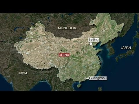 China: Knife attack wounds six in Guangzhou