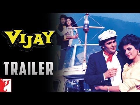 Vijay - Trailer | Anil Kapoor | Rishi Kapoor | Meenakshi Sheshadri