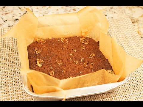 Guilt Free Tofu Chocolate Brownie: Healthy Dieting Recipe to Lose Weight