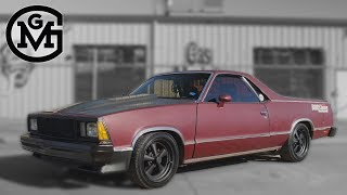 1980 Chevrolet El Camino - Build of The Week - Gas Monkey Garage